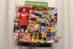 Candy Themed Centerpieces by Themed Centerpieces Makeup Themed Photo Cube Centerpiece