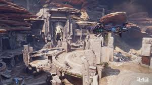 Warzone Maps Halo 5 U0027s Warzone Firefight Debut Trailer Shows Frantic Co Op