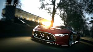 lexus lf lc vision gt mercedes benz amg vision gran turismo racing series gran turismo com