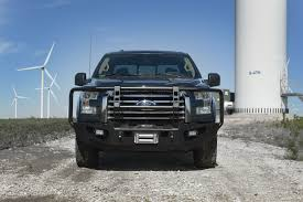 Ford F150 Truck Bumpers - 2015 16 ford f150 heavy duty full guard winch bumper new front