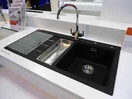 Best  Black Kitchen Sinks Ideas On Pinterest Black Sink - Black granite kitchen sinks