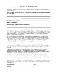 Medical Power Of Attorney Form California by Free Liability Release Forms Pdf Template Form Download