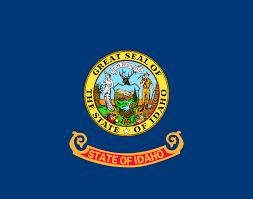 Deleware Flag Flagge Idahos U2013 Wikipedia
