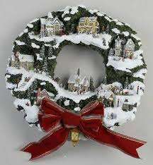 hawthorne wreath kinkade at