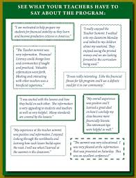quotes about learning valuable lessons tennessee financial literacy commission