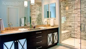 bathroom custom vanities home design throughout the