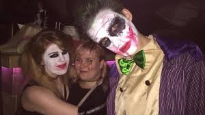 Joker Nurse Halloween Costume Joker Costume Batman Arkham Asylum Fancy Dress Escapade Uk