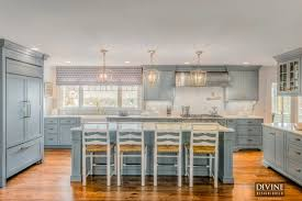 Smaller Kitchen Makeovers Top 57 Blue Chip Cape And Island Kitchens Kitchen Makeovers Color