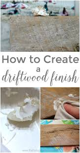 diy driftwood finish the turquoise home