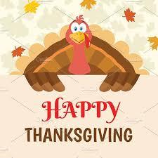 thanksgiving sign turkey bird happy thanksgiving sign illustrations creative market