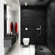 Black Modern Bathroom 20 Modern Bathrooms With Black Shower Tile