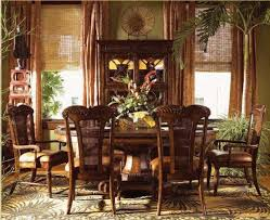 British Colonial Dining Room Tommy Bahama BRITISH COLONIAL - Colonial dining rooms