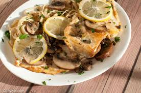 cheesecake factory chicken piccata youtube