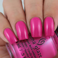 china glaze kiss my sherbet lips swatched by olivia jade nails