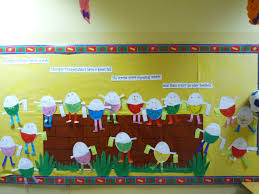 march bulletin board displays humpty dumpty bulletin board