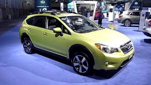 2015 subaru xv interior 2015 subaru xv crosstrek hybrid interior youtube