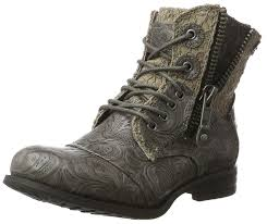 buy boots shoes bunker s ankle boots grey size 8 shoes buy bunker