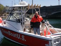 retired coast guard chief takes the helm at towboatus cape cod