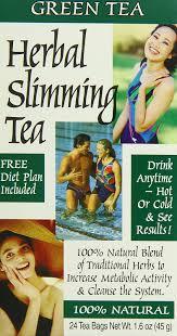 amazon com 21st century slimming tea green tea 24 count pack