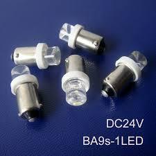 24v led light bulb high quality 24v led ba9s instrument light 24v ba9s indicating l