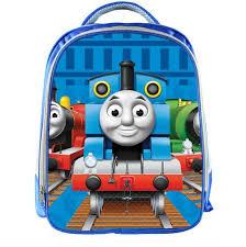 cartoon thomas friends kindergarten backpack boys book bag
