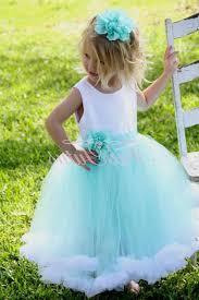 Tiffany Blue Flowers Tiffany Blue Flower Dresses 2016 2017 B2b Fashion