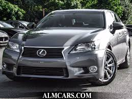 lexus warranty enhancement 2014 used lexus gs 350 4dr sedan rwd at alm gwinnett serving