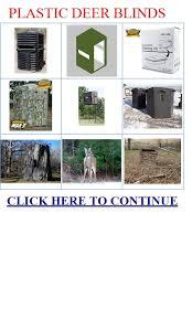 Plastic Deer Blinds Plastic Deer Blinds Condo Ehow Plastic Deer Blinds Blwyrluasfr Sp