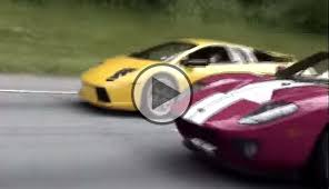 ford gt vs lamborghini murcielago speeders 3 on the run ford gt vs lamborghini murcielago