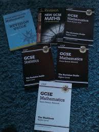gcse cgp revision books posot class