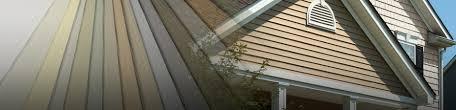 vinyl siding colors and siding types home siding options provia