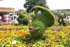 epcot international flower u0026 garden festival 2018 world love