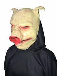 mask for sale horror hostel saw creepy pig mask sale ebay