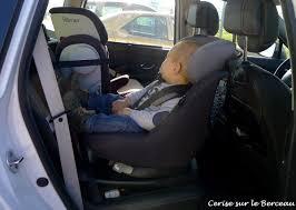 norme siège auto bébé test et avis le siège auto axissfix de bébé confort cerise sur le