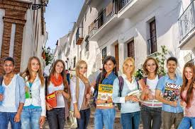 courses for school groups school trips to spain