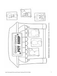 pet shop floor plan happyhearts 1 cdrom extra photocopiable resources