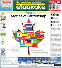 lexus parkway toronto june 26 north by the etobicoke guardian issuu