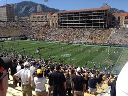 Folsom Field Map In Pictures Folsom Field Renovation At University Of Colorado