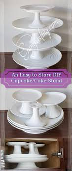 cupcake and cake stand the diy cupcake cake stand fix gumpasting