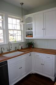 Wooden Kitchen Countertops by 129 Best Custom Wood Countertops Images On Pinterest Butcher
