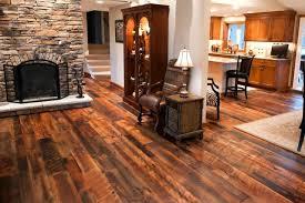 reclaimed barn wood flooring top
