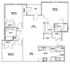 closet floor plans view floorplans for available apartments at summerwind