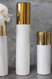 White Tall Vases Fascinating Tall White Vases 143 Tall Black Vases For Wedding