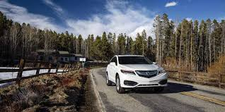 2017 acura rdx michigan acura dealers luxury suvs in mi
