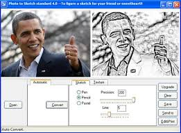 3 free software to convert photo to pencil sketch diggfreeware com