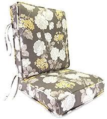 Deep Seat Patio Chair Cushions Amazon Com Jordan Manufacturing Deep Seating Boxed Style Chair