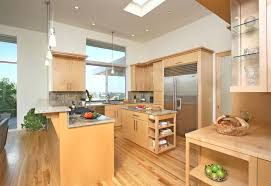 kitchens with light maple cabinets kitchen color schemes with