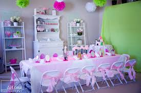 spa party ideas for girls hippojoys blog super chic imanada logo