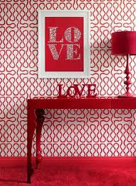 Home With Valentines Day Decor by Red Valentine Day Decor With Romantic Ideas