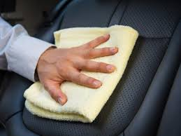 how to clean car interior at home how to clean leather car seats diy